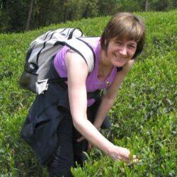 Alexis Kaae stifter og ejer af Simply Tea