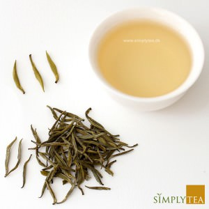 Jun Shan Yin Zhen - Yellow Buds
