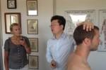 TCM Te arrangement med læge Dr. Hui Zhang