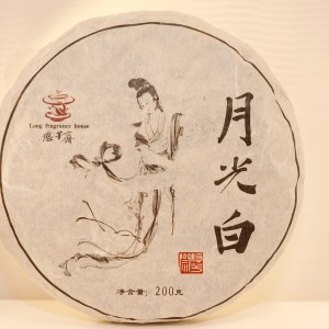 White Moonlight sheng Puerh